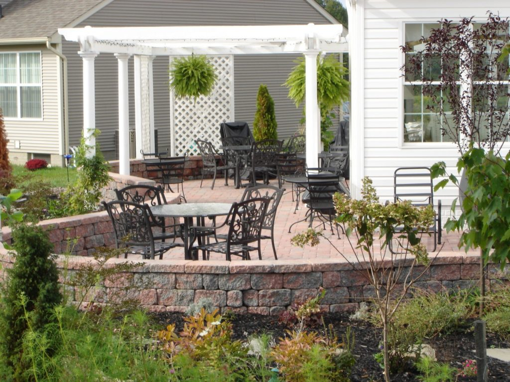 bristoll plantation paver patios and outdoor living spaces