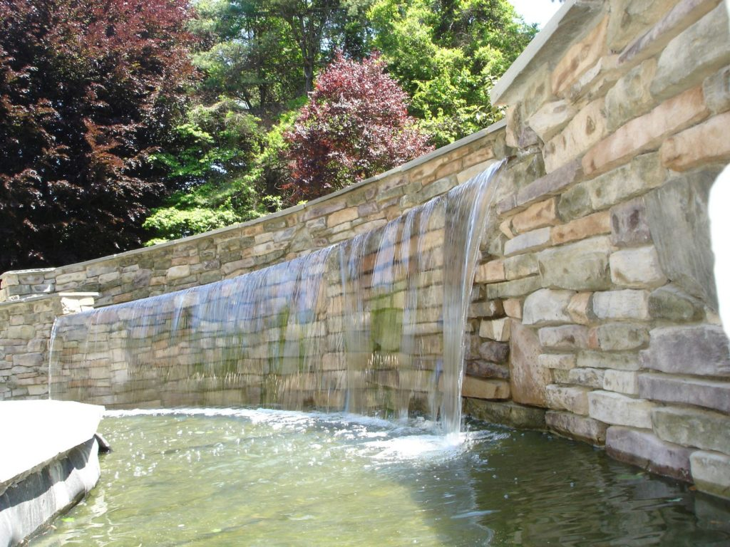 bristoll plantation ponds, waterfalls, and water fixtures